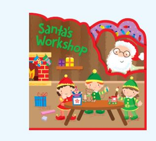 Santa's Workshop Book