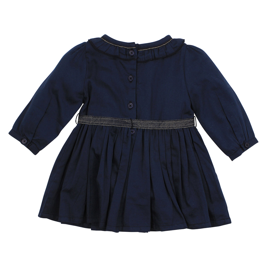 Fox & Finch Nordic Dress- Navy