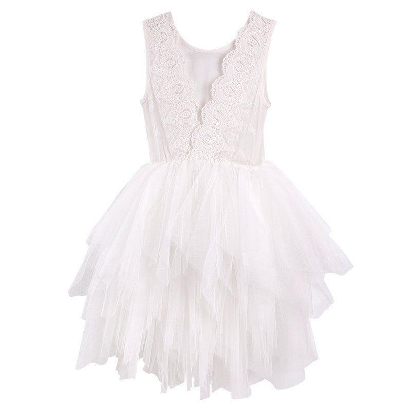 Designer Kidz Melody Tulle Dress - Sweet Thing Baby & Childrens Wear