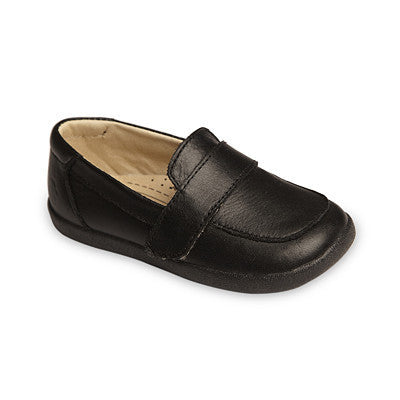 Old Soles Business Loafer in Black - Sweet Thing Baby & Childrens Wear
