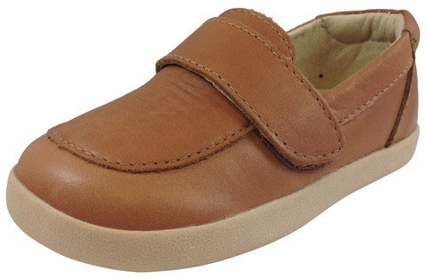 Old Soles Business Loafer in Tan - Sweet Thing Baby & Childrens Wear