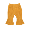 Rock Your Baby Corduroy Flare Pants - Mustard