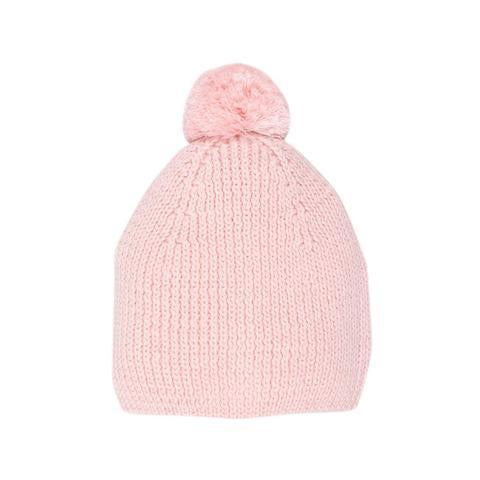 Fox & Finch Tokyo Knit Beanie with Pom Pom - Sweet Thing Baby & Childrens Wear