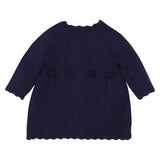 Fox & Finch Long Knit Cardigan- Navy
