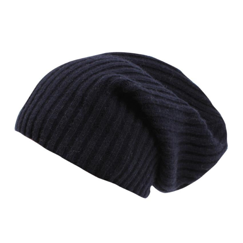 Fox & Finch Baby Highlands Navy Marl Knit Hat - RW16-2051 - Sweet Thing Baby & Childrens Wear