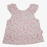Love Henry Baby Girls Polly Top - Floral