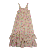 Love Henry Girls Boho Dress - Floral
