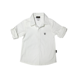 Love Henry Boys Dress Shirt - White