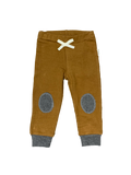 Love Henry Baby Boys Comfy Pants - Bronze