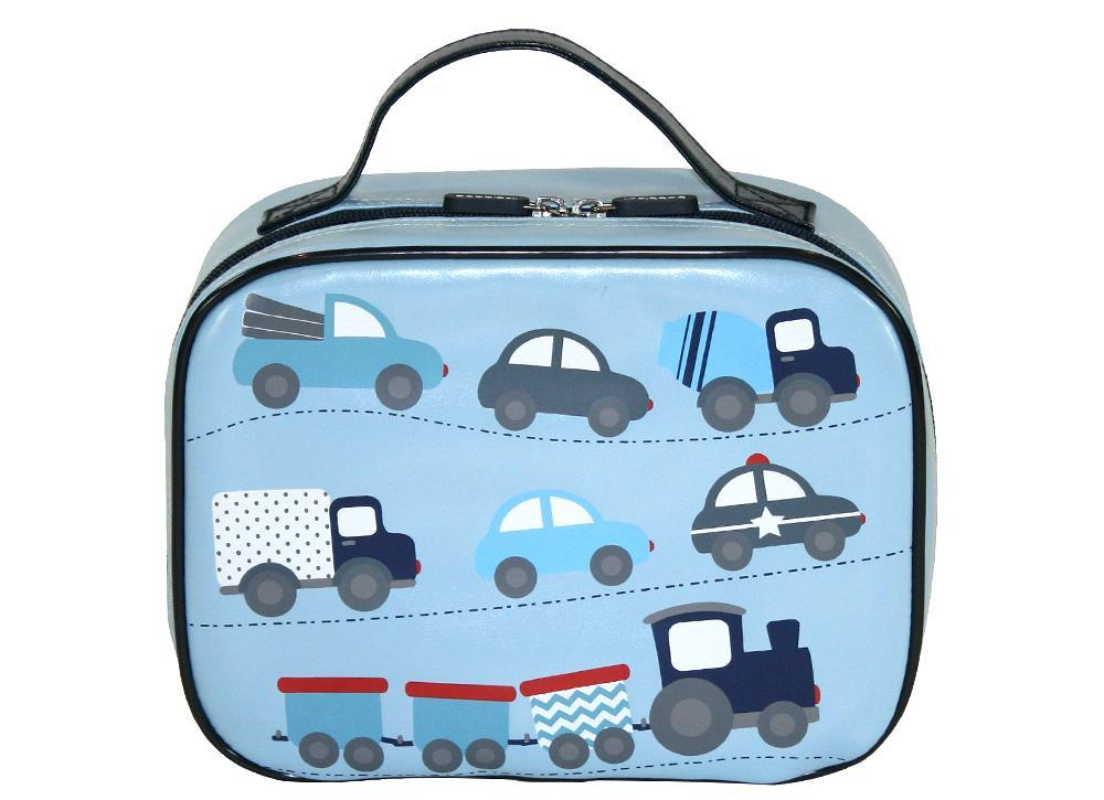 Bobble Art Lunch Box - Cars