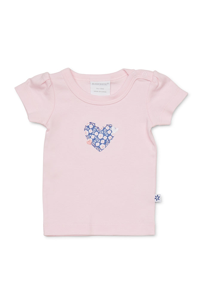 Marquise Blossom Top Bloomer Bib Set