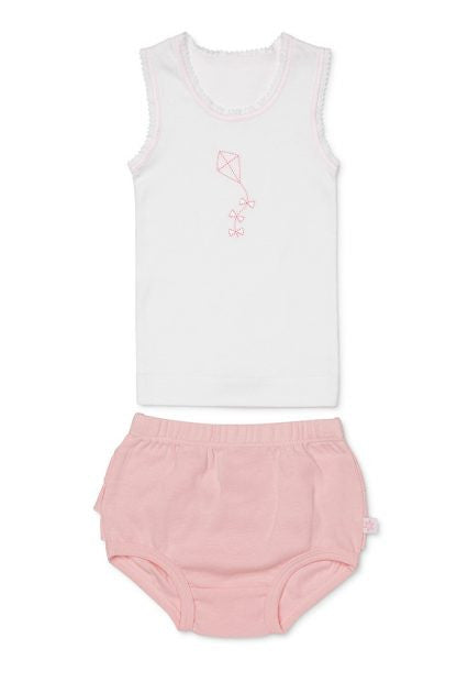 Marquise Singlet and Bloomer Set - Kite - Sweet Thing Baby & Childrens Wear