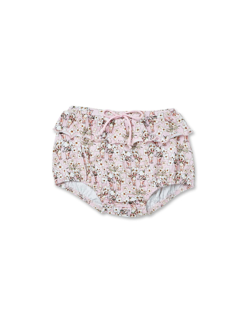 Walnut + May Gibbs Bloomer - Spring Floral (Size 000 - 1)