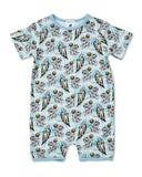 Walnut + May Gibbs River Onesie - Surfs Up (Size 0000 - 1)