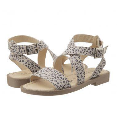 Old Soles Khaleesi Sandal in Leopard Cat