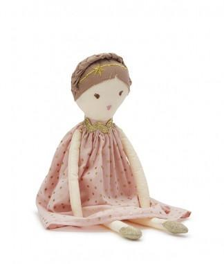 NANA HUCHY RAG DOLL Dottie Doll in Pink - Sweet Thing Baby & Childrens Wear