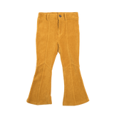 Rock Your Baby Corduroy Flare Jeans - Mustard