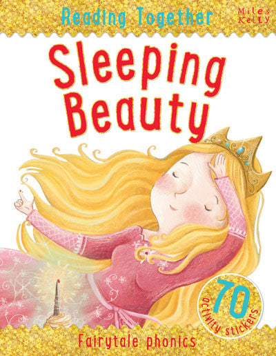 Reading Together Sleeping Beauty - Sweet Thing Baby & Childrens Wear