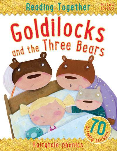 Reading Together Goldilocks & the Three Bears - Sweet Thing Baby & Childrens Wear