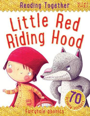 Reading Together Little Red Riding Hood - Sweet Thing Baby & Childrens Wear