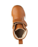 Walnut Rover Leather Strap Boot - Tan