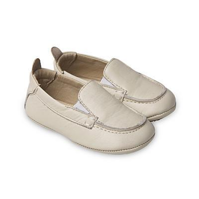 Old Soles Baby Boat Shoe in Champagne - Sweet Thing Baby & Childrens Wear