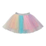 Rock Your Baby Tulle Skirt - Unicorn (Size 2-8)