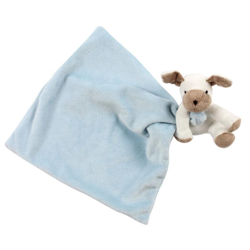 Bebe Puppy Comforter - Pale Blue