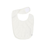 Bebe Spot Layette Bib in Cloud