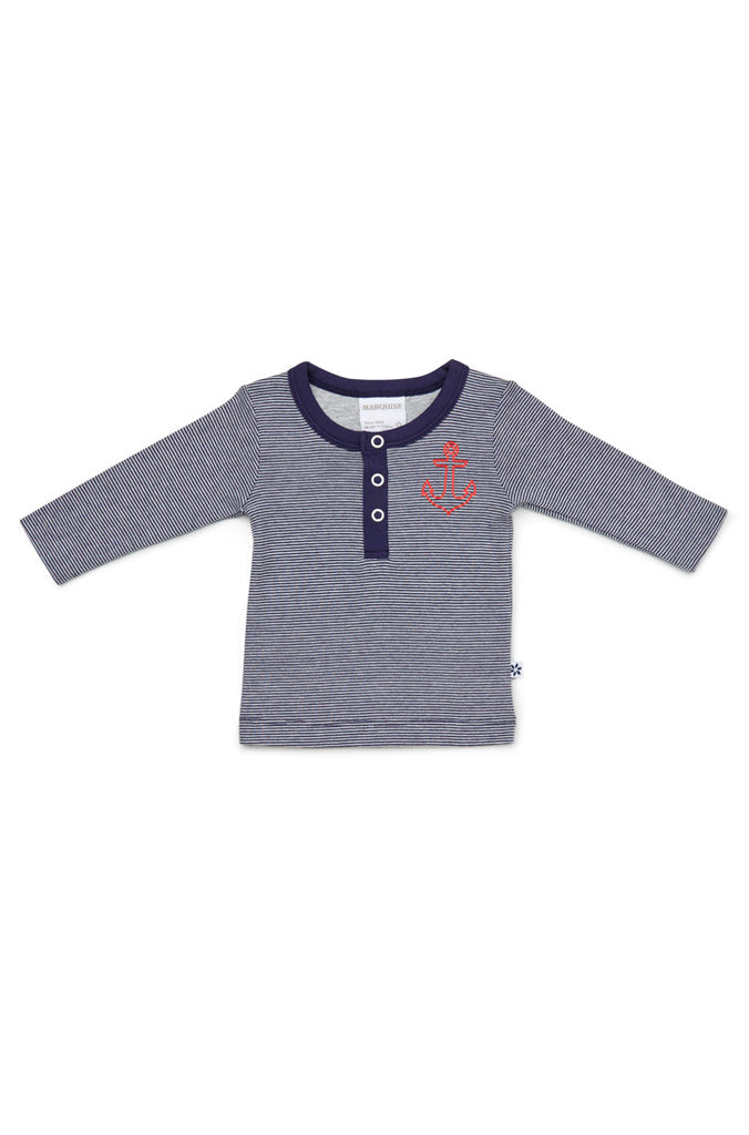 Marquise Navy/White Top - Sweet Thing Baby & Childrens Wear