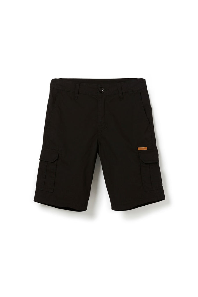Mossimo Boys Wardlow Cargo Short - Black