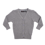 Rock Your Baby Vintage Cardigan - Grey