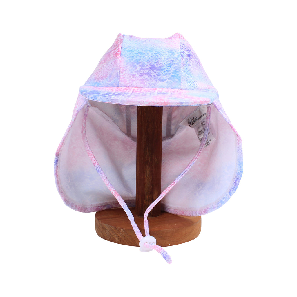 Bebe Luna Sequins Swim Sun Hat