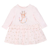 Bebe Tabitha Deer Dress