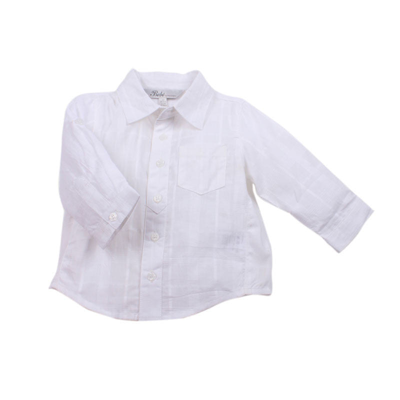 Bebe Stefan L/S Shirt YS16-145 - Sweet Thing Baby & Childrens Wear