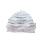 Bebe Bailey Stripe Beanie w/ Band YS16-230 - Sweet Thing Baby & Childrens Wear