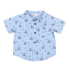 Bebe Archer Check Shirt (Size 000-2)