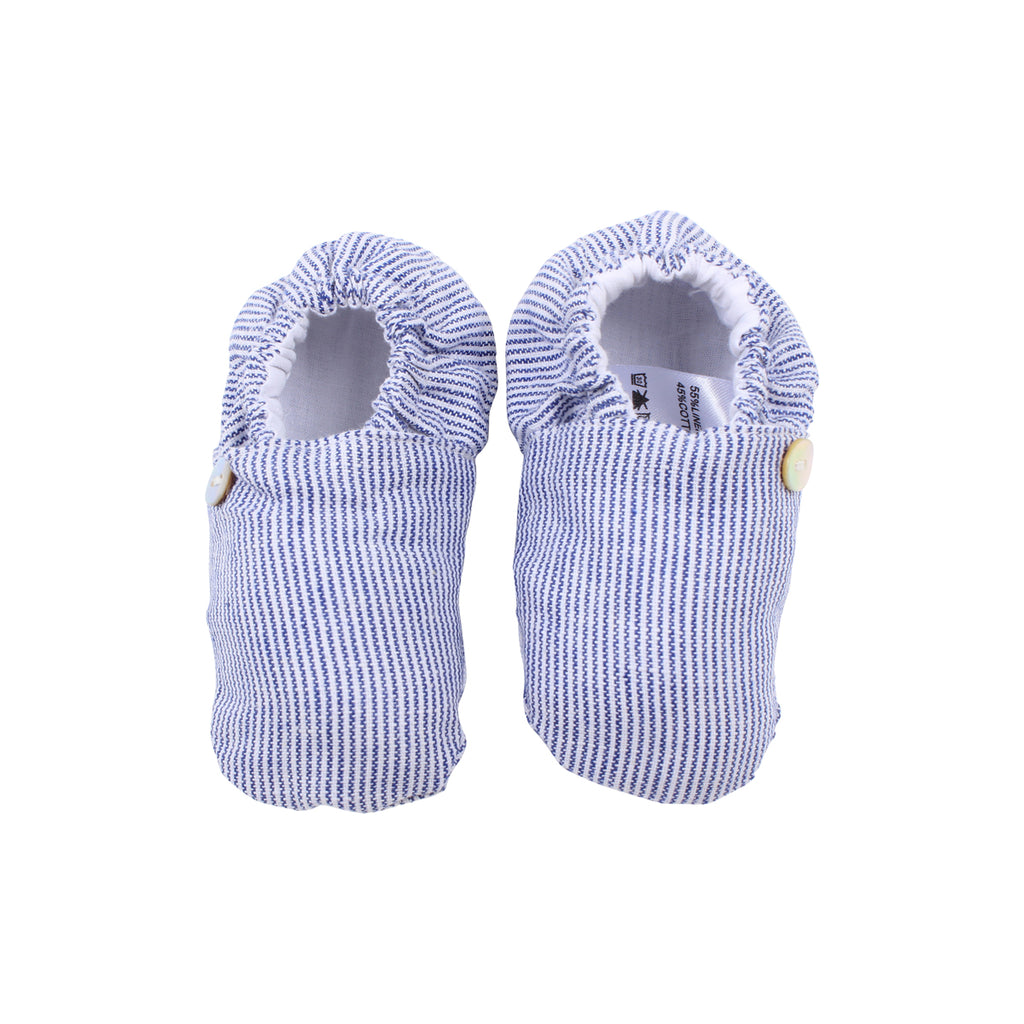 Bebe Louis Stripe Shoes