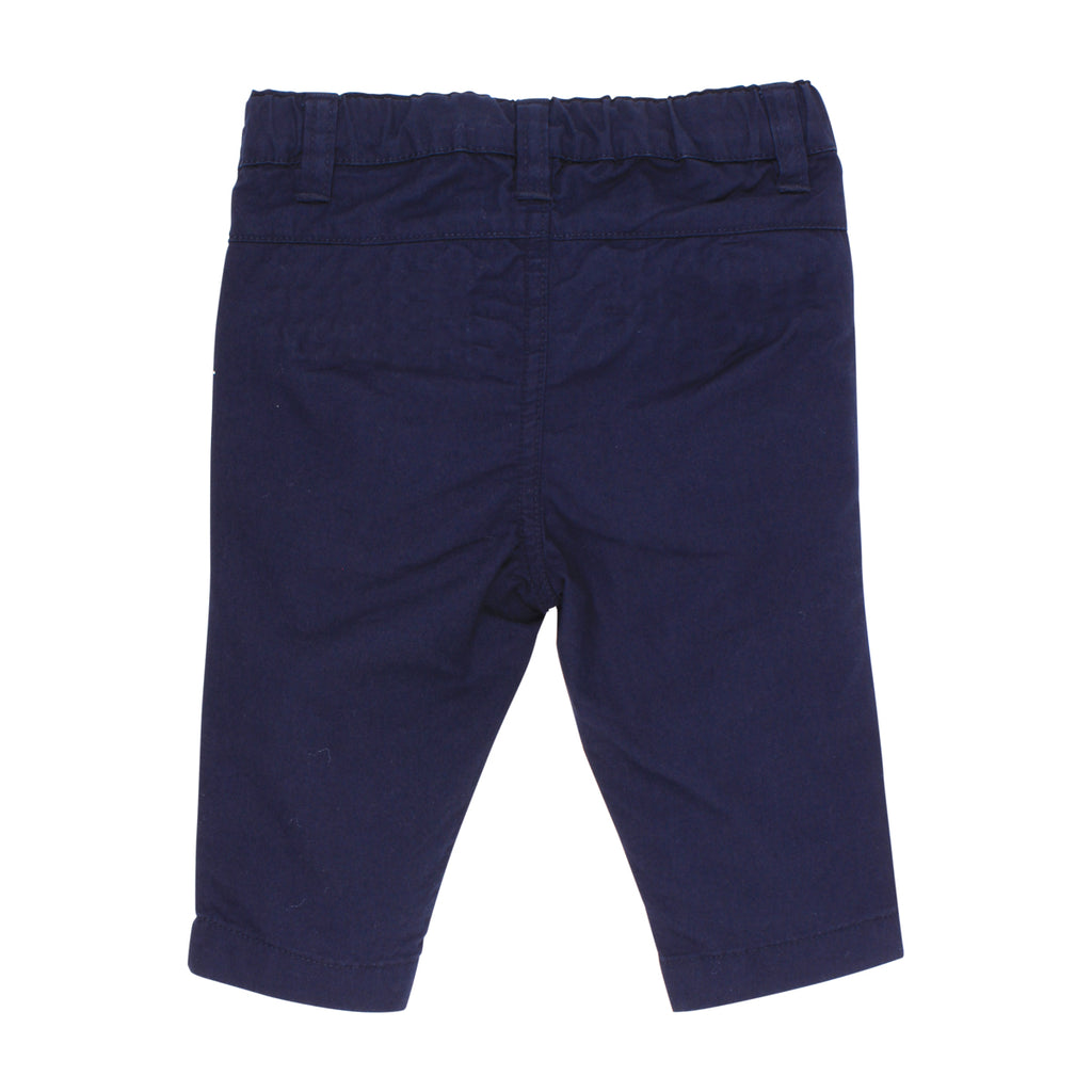 Bebe Louis Pants in Navy