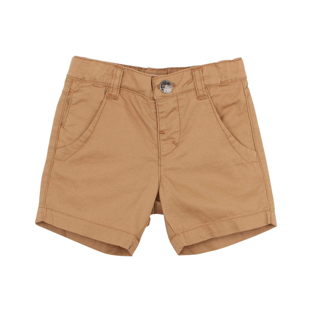 Bebe Louis Shorts in Caramel