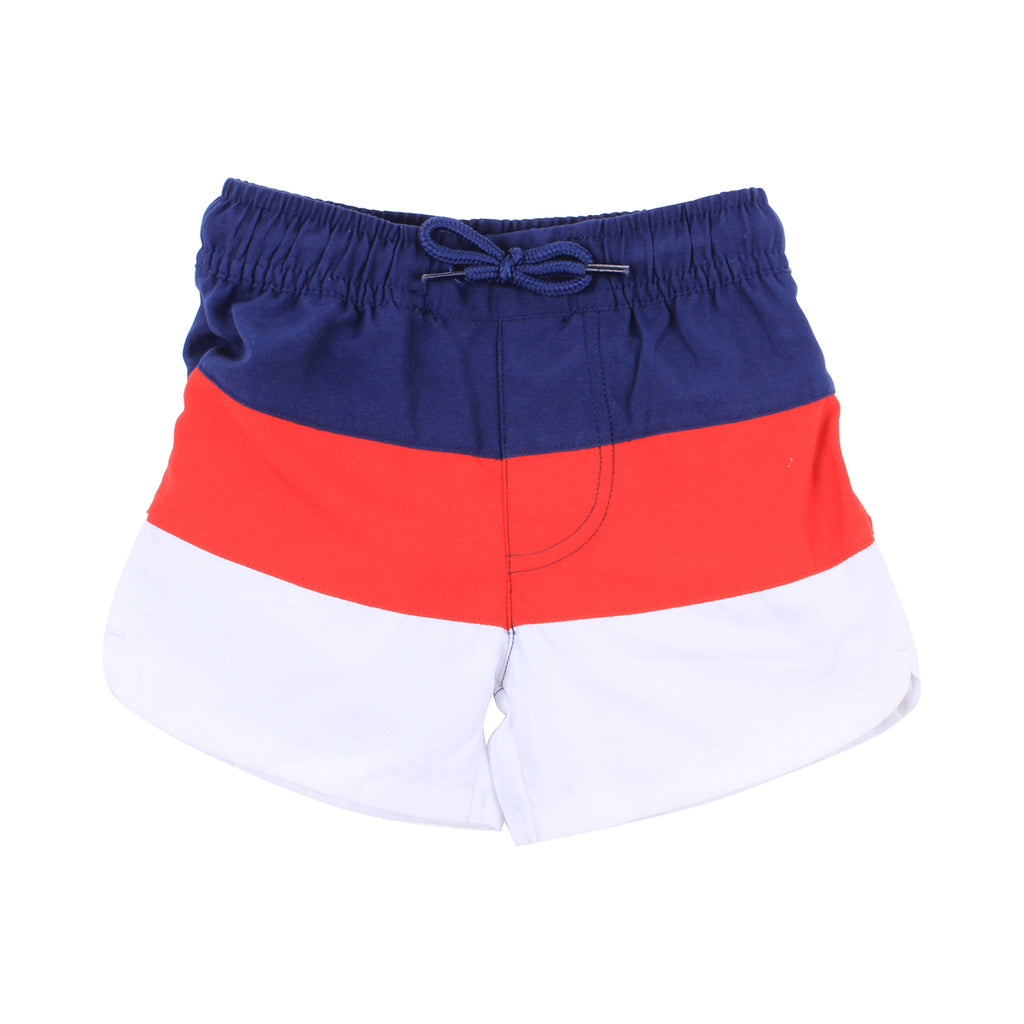 Bebe Cody Panel Boardshorts (Size 3-7)