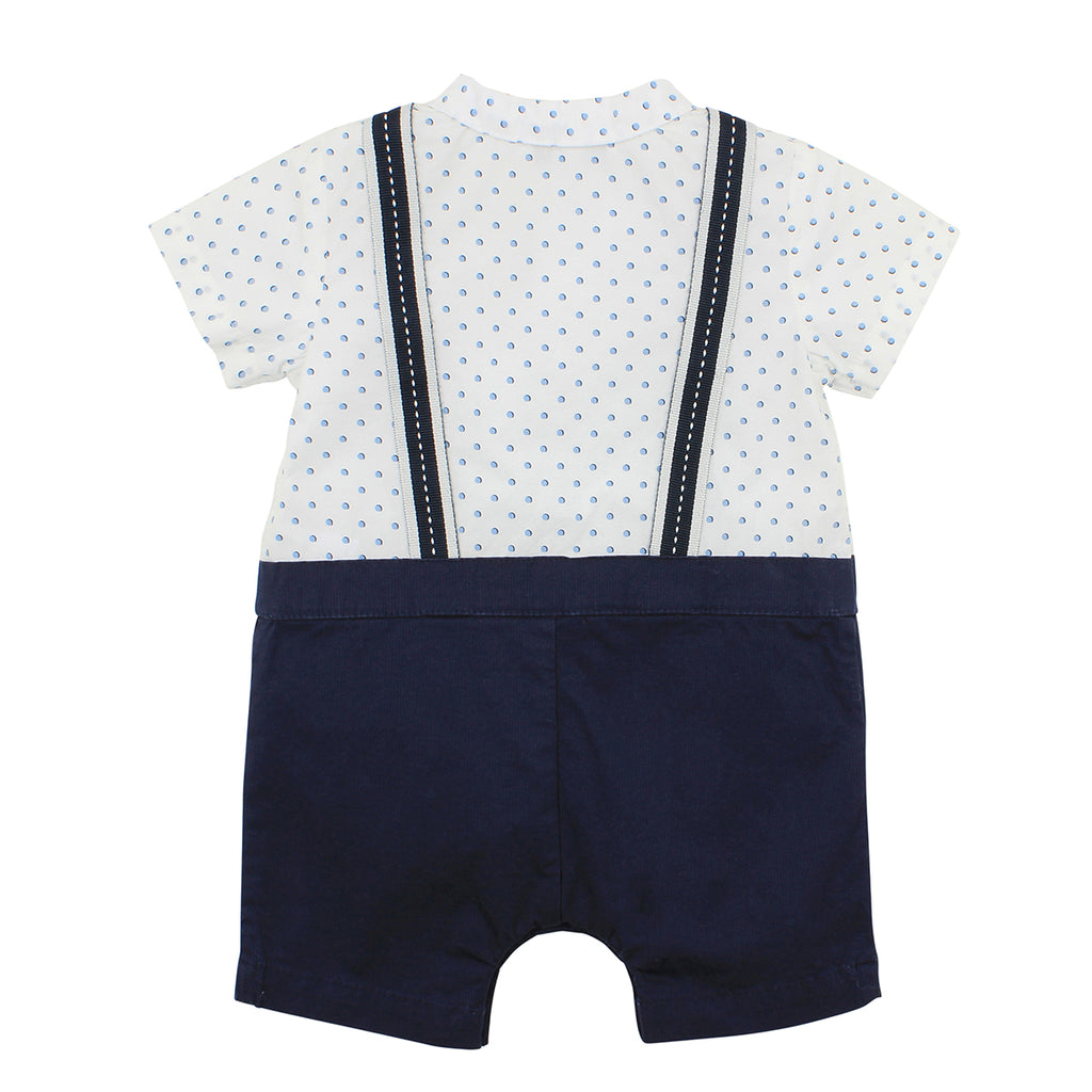 Bebe Harry Romper with Braces (Size 000-1Y)