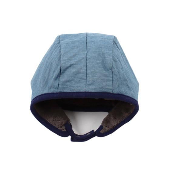 Bebe Riley Reversible Aviator Hat - YW16-313 - Sweet Thing Baby & Childrens Wear