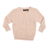 Rock Your Baby Vintage Cardigan - Oatmeal