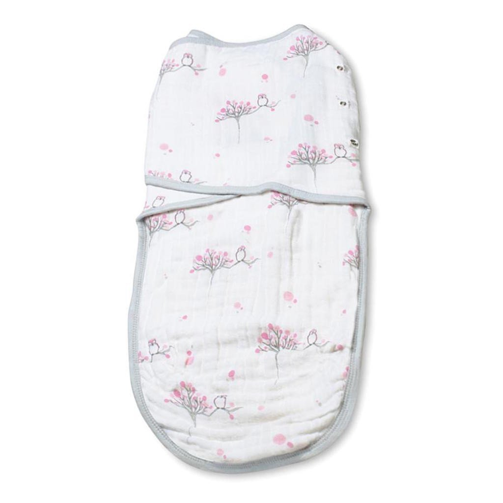 Aden & Anais Classic easy swaddle - For the birds
