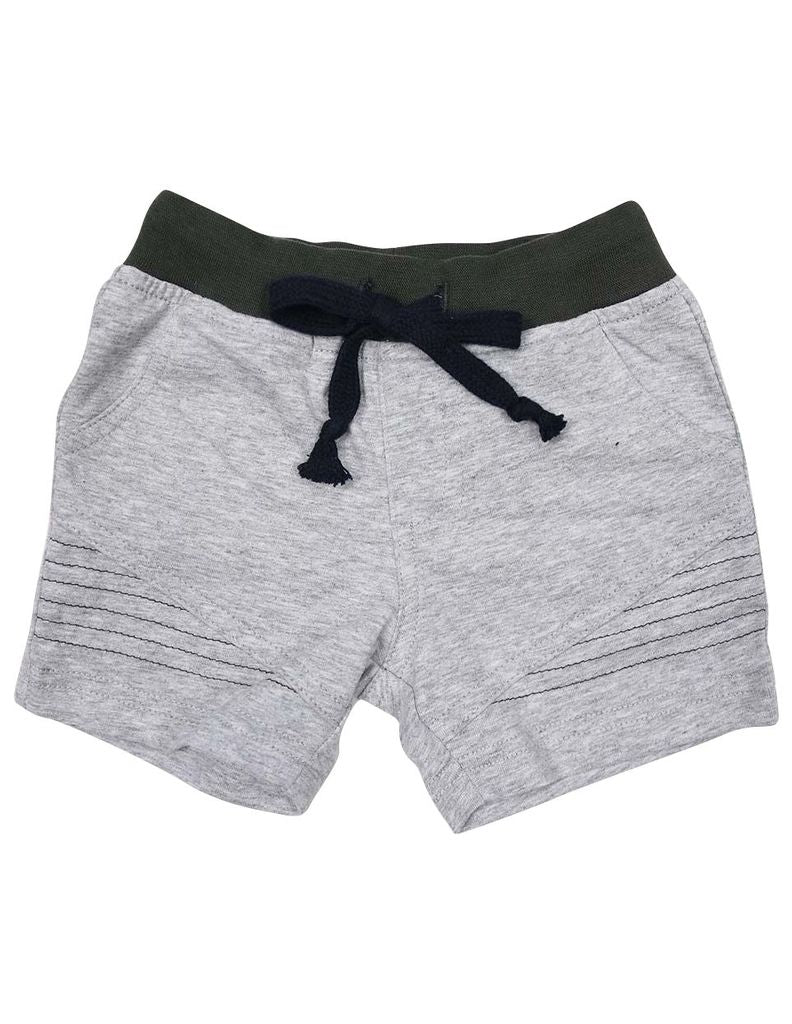 Korango Tractors Grey Soft Cotton Short