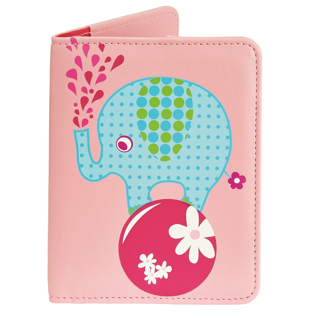 Bobble Art Passport Holder Elephant - Sweet Thing Baby & Childrens Wear