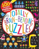 Totally Brain-bending Puzzles - Over 100 Incredibly puzzling activities - Sweet Thing Baby & Childrens Wear