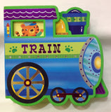 Lift & Look Train Book - Sweet Thing Baby & Childrens Wear