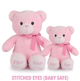 Lou Pink Bear Small - 28cm